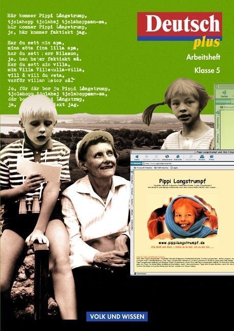 Deutsch plus 5. Arbeitsheft als Buch