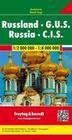 Russland GUS 1 : 2 000 000 / 1 : 8 000 000