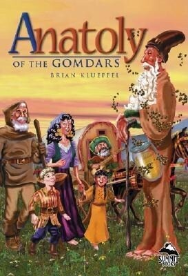 Anatoly of the Gomdars als Buch