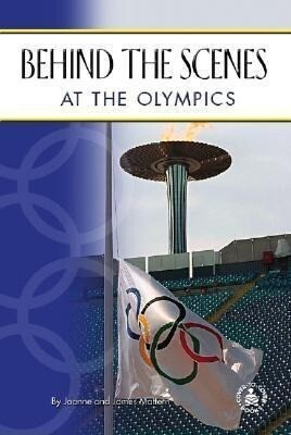 Behind the Scenes at the Olympics als Buch