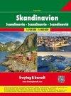 Skandinavien Superatlas 1:250.000 - 1:400.000 Autoatlas