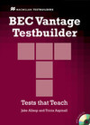 BEC Vantage Testbuilder. Mit Audio-CD