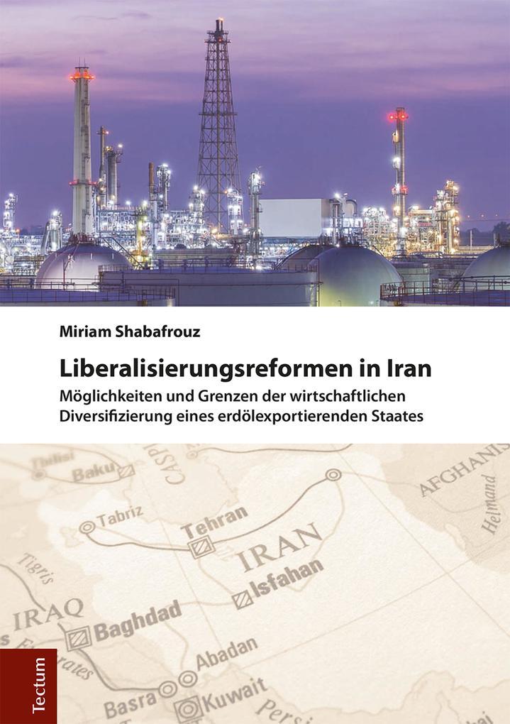 Liberalisierungsreformen in Iran als eBook