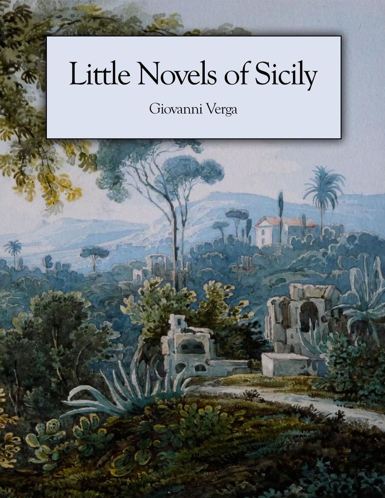 Little Novels of Sicily als eBook