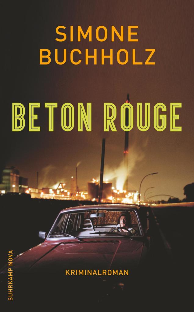 Beton Rouge als Buch