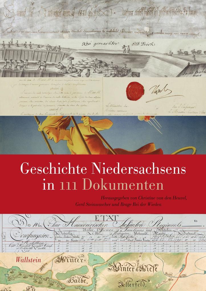 Geschichte Niedersachsens in 111 Dokumenten als eBook