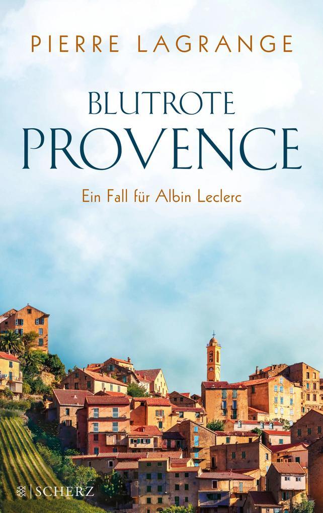 Blutrote Provence als eBook