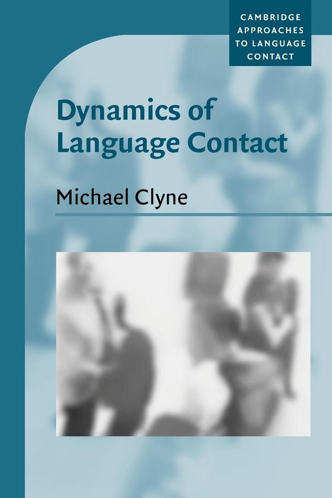 Dynamics of Language Contact als Buch (kartoniert)