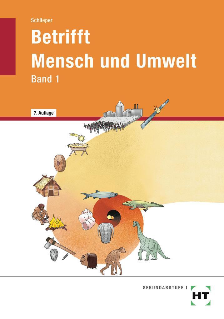 Betrifft Mensch und Umwelt 1 als Buch (kartoniert)