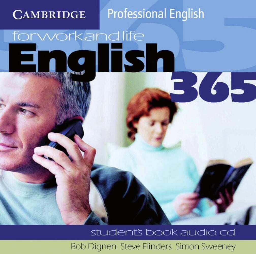 English 365. Bd. 1. 2 CDs als CD
