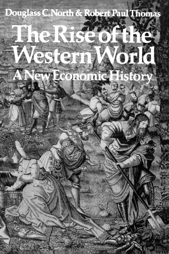 The Rise of the Western World als Buch (kartoniert)