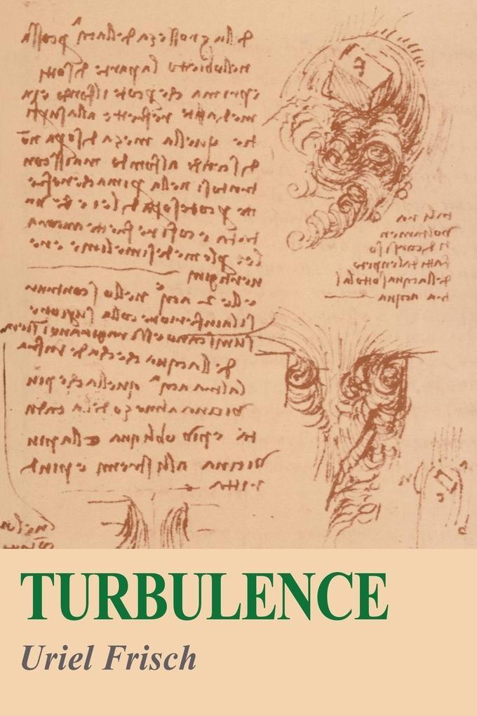 Turbulence als Buch (kartoniert)
