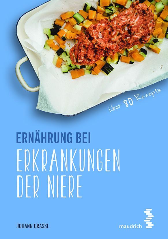 Ernährung bei Erkrankungen der Niere als Buch