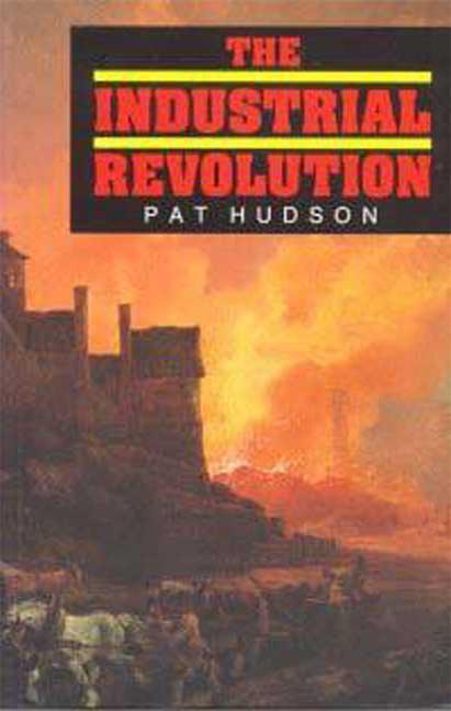 Industrial Revolution als Buch