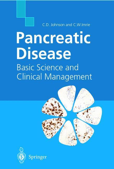 Pancreatic Disease als Buch