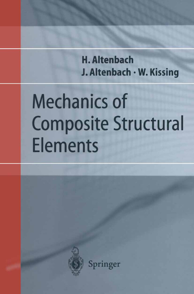Mechanics of Composite Structural Elements als Buch