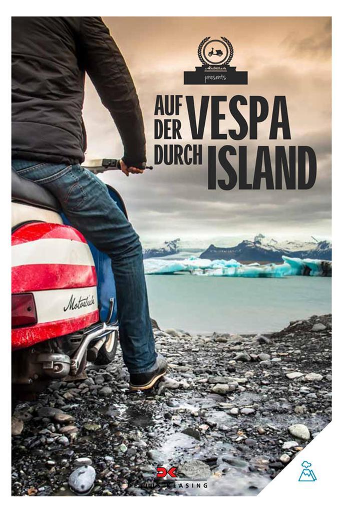 Auf der Vespa durch Island als eBook