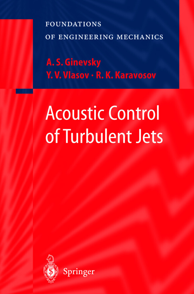 Acoustic Control of Turbulent Jets als Buch