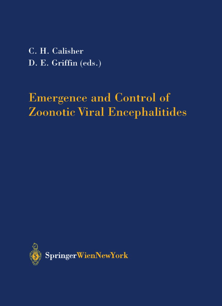 Emergence and Control of Zoonotic Viral Encephalitides als Buch