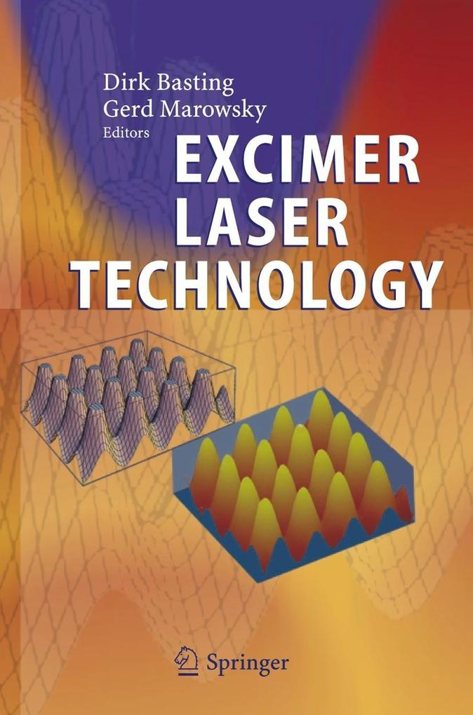 Excimer Laser Technology als Buch