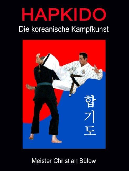 Hapkido als Buch von Christian Bülow
