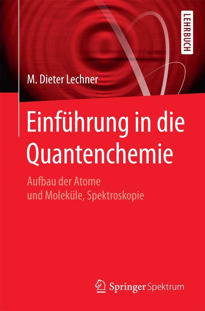 Einführung in die Quantenchemie als eBook
