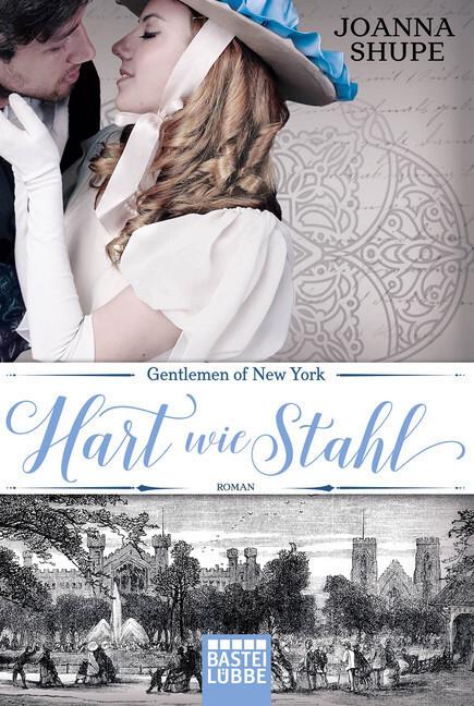 Gentlemen of New York 01 - Hart wie Stahl als Taschenbuch