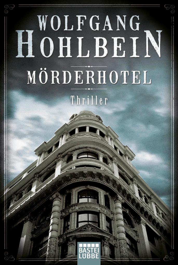 Mörderhotel als Taschenbuch