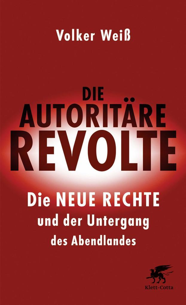 Die autoritäre Revolte als Buch