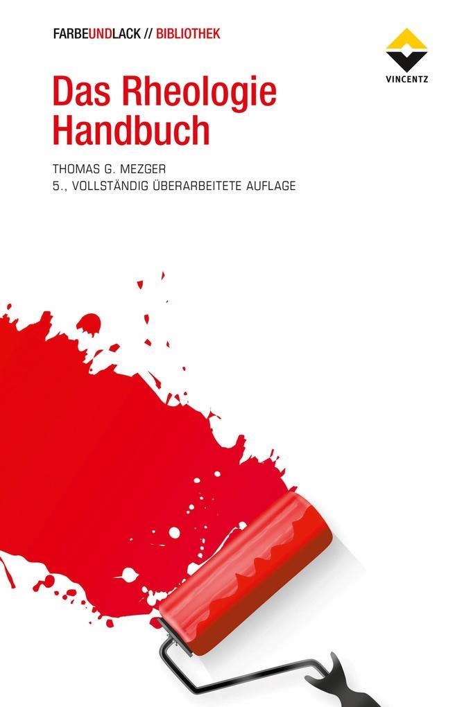 Das Rheologie Handbuch als eBook