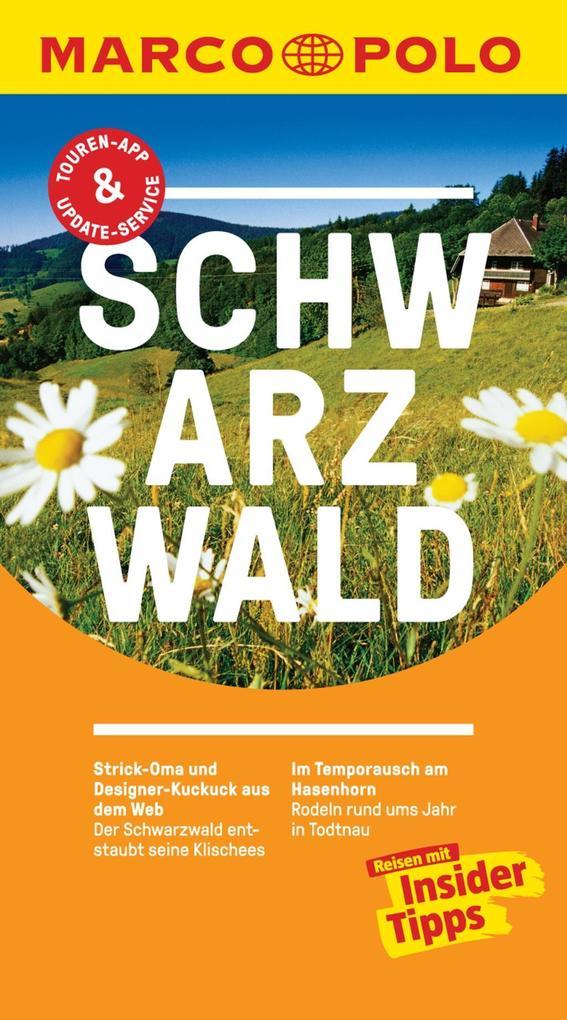 MARCO POLO Reiseführer Schwarzwald als eBook