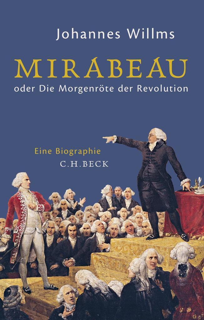 Mirabeau als Buch