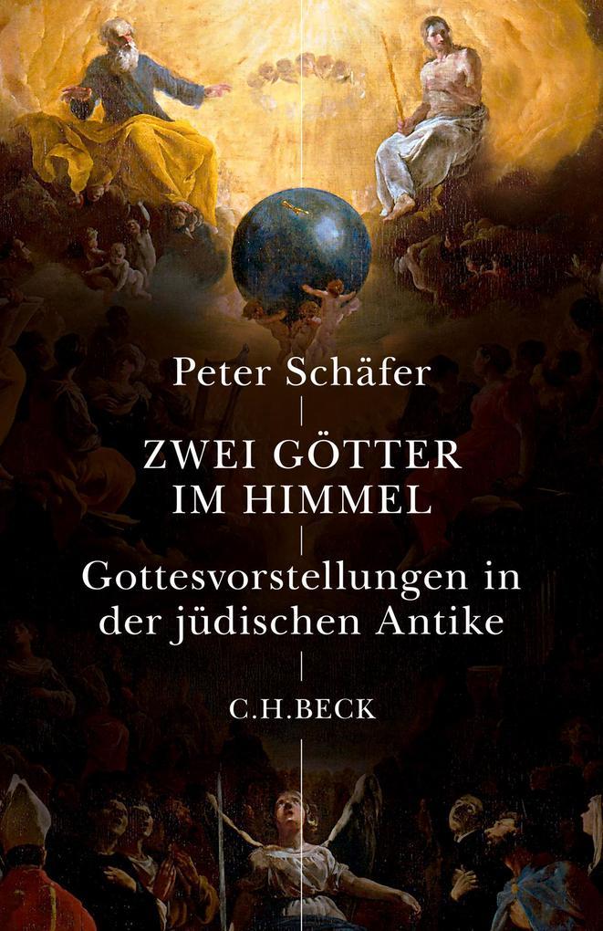 Zwei Götter im Himmel als Buch (gebunden)