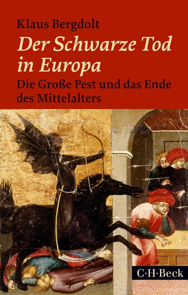 Der Schwarze Tod in Europa als Taschenbuch