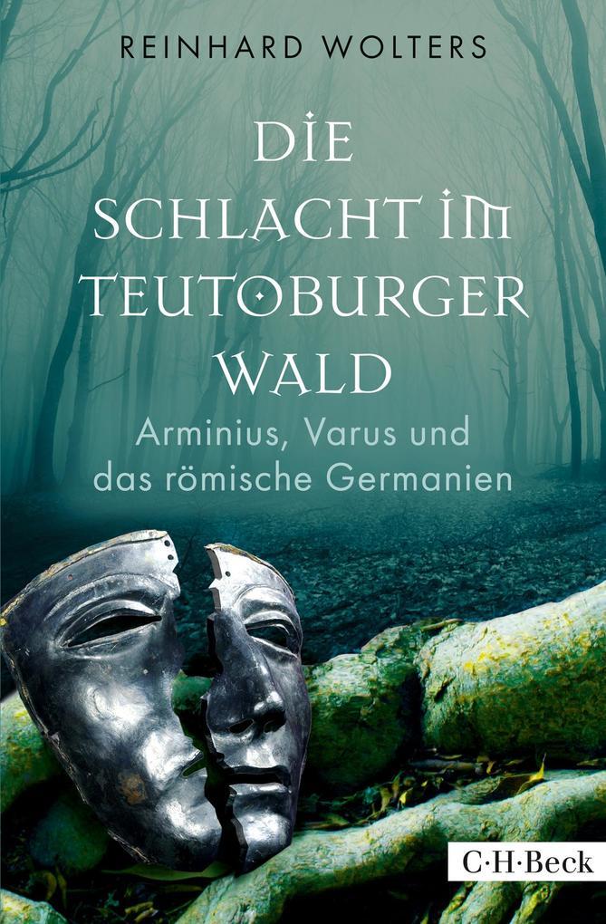 Die Schlacht im Teutoburger Wald als Buch