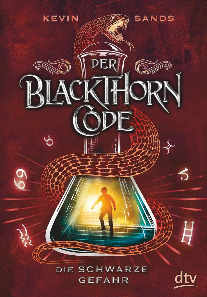 Der Blackthorn-Code 02. Die schwarze Gefahr als Buch
