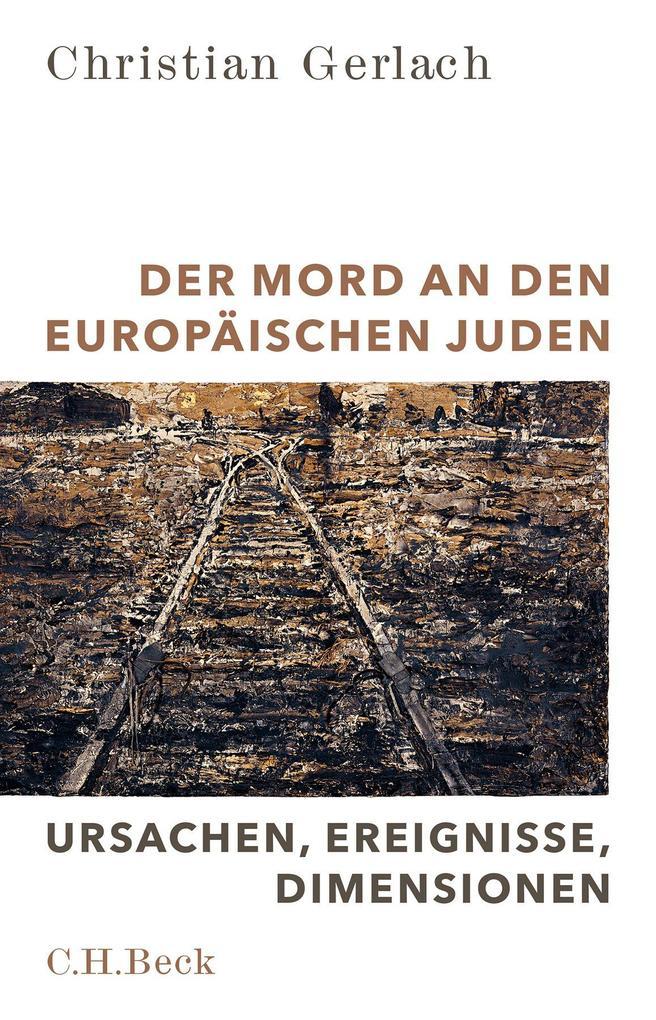 Der Mord an den europäischen Juden als Buch