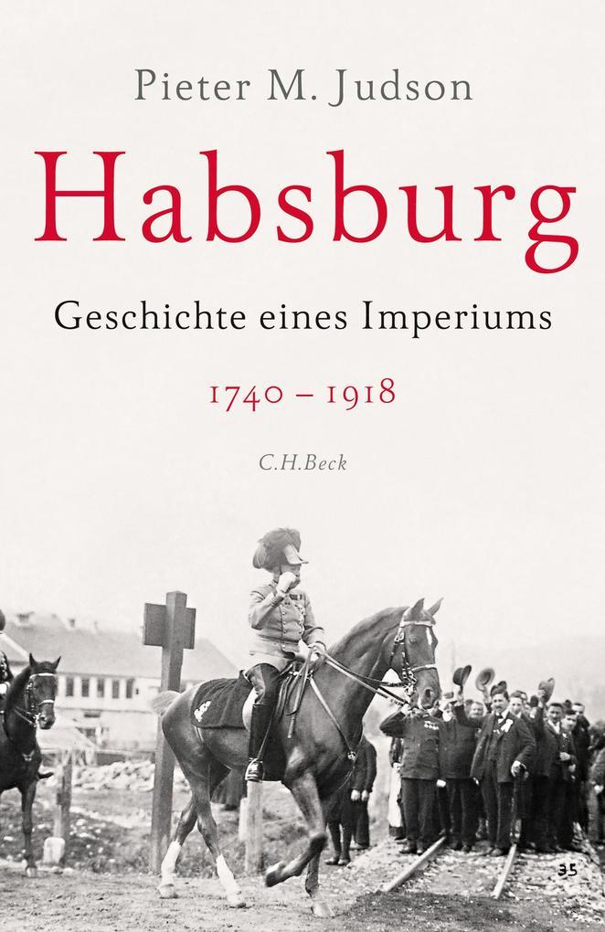 Habsburg als Buch