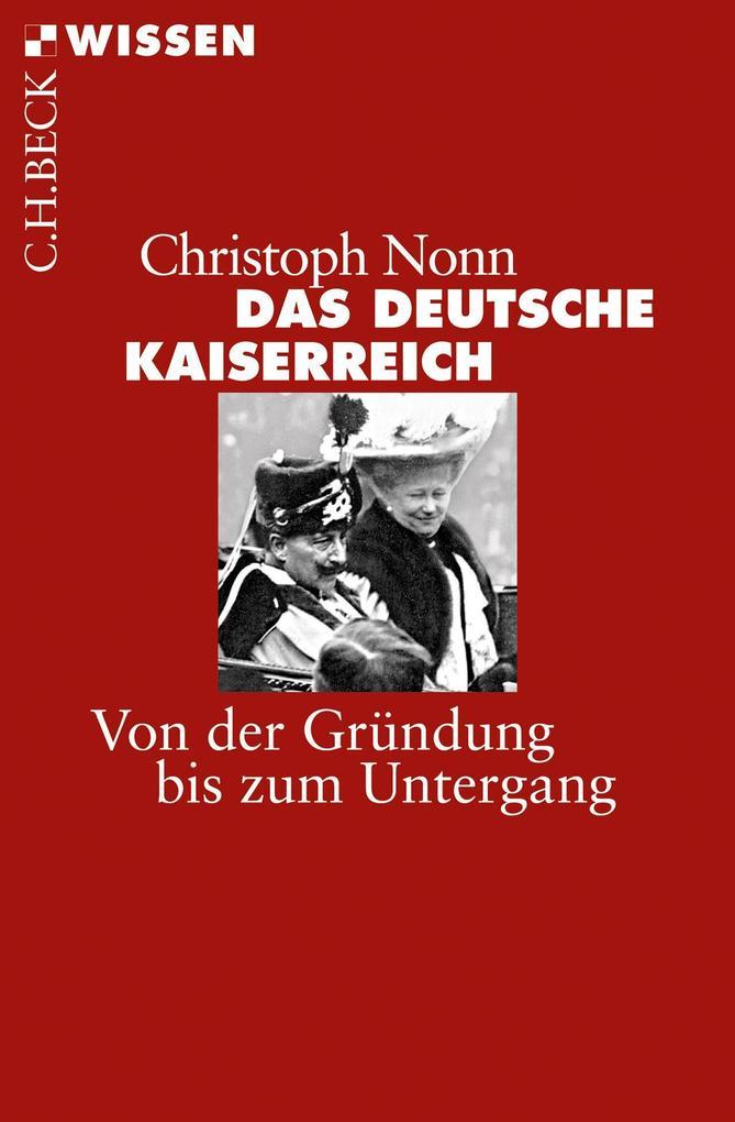 Das deutsche Kaiserreich als Taschenbuch