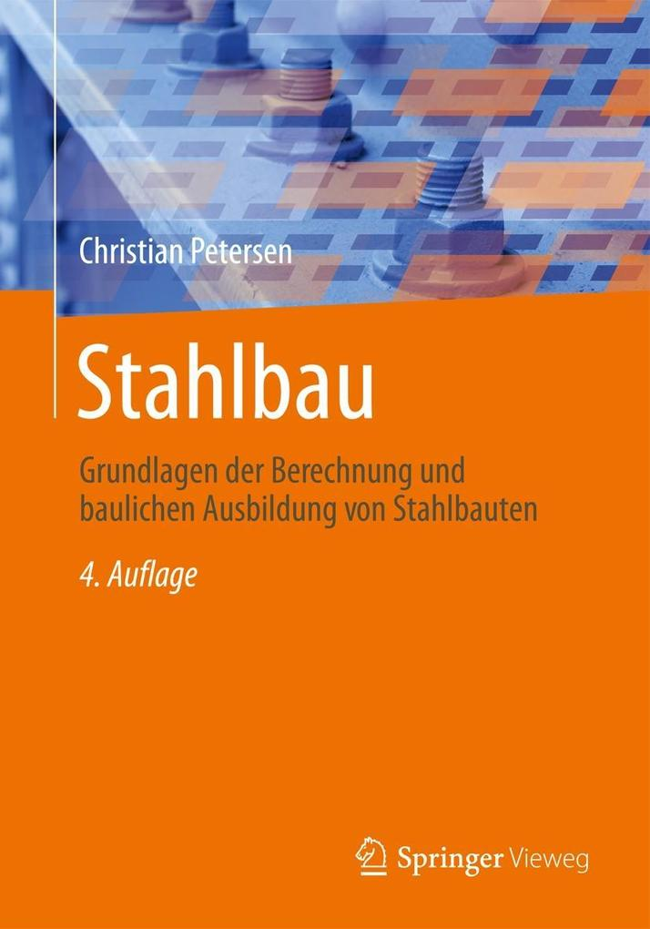 Stahlbau als Buch
