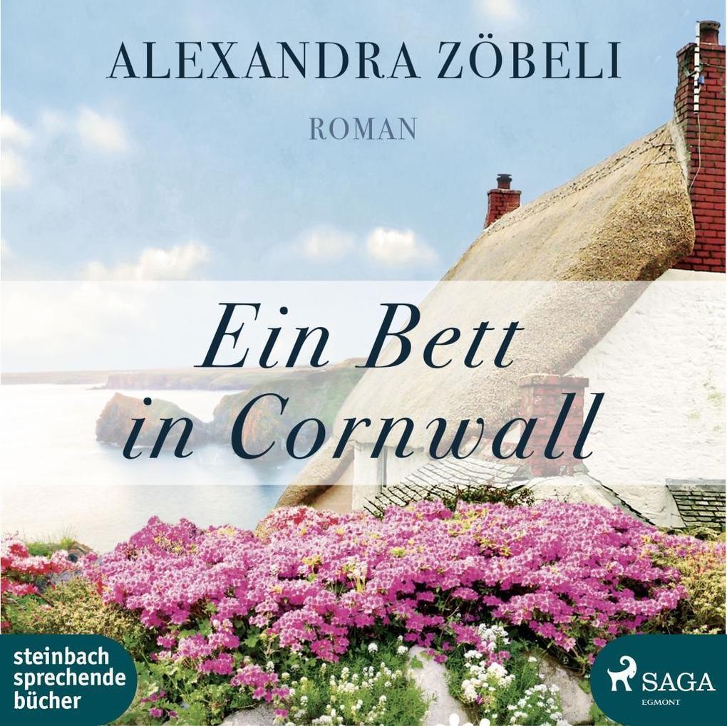 Ein Bett in Cornwall als Hörbuch CD