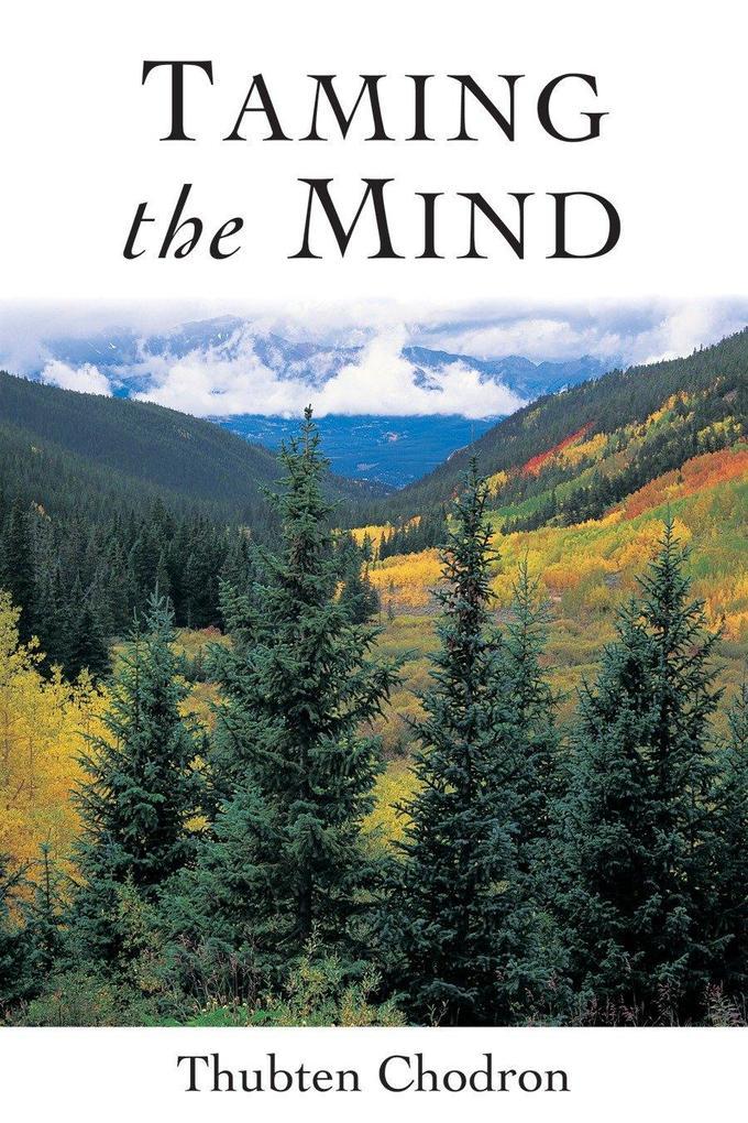 Taming The Mind als Taschenbuch