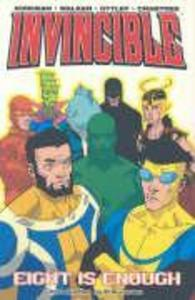 Invincible Volume 2: Eight Is Enough als Taschenbuch