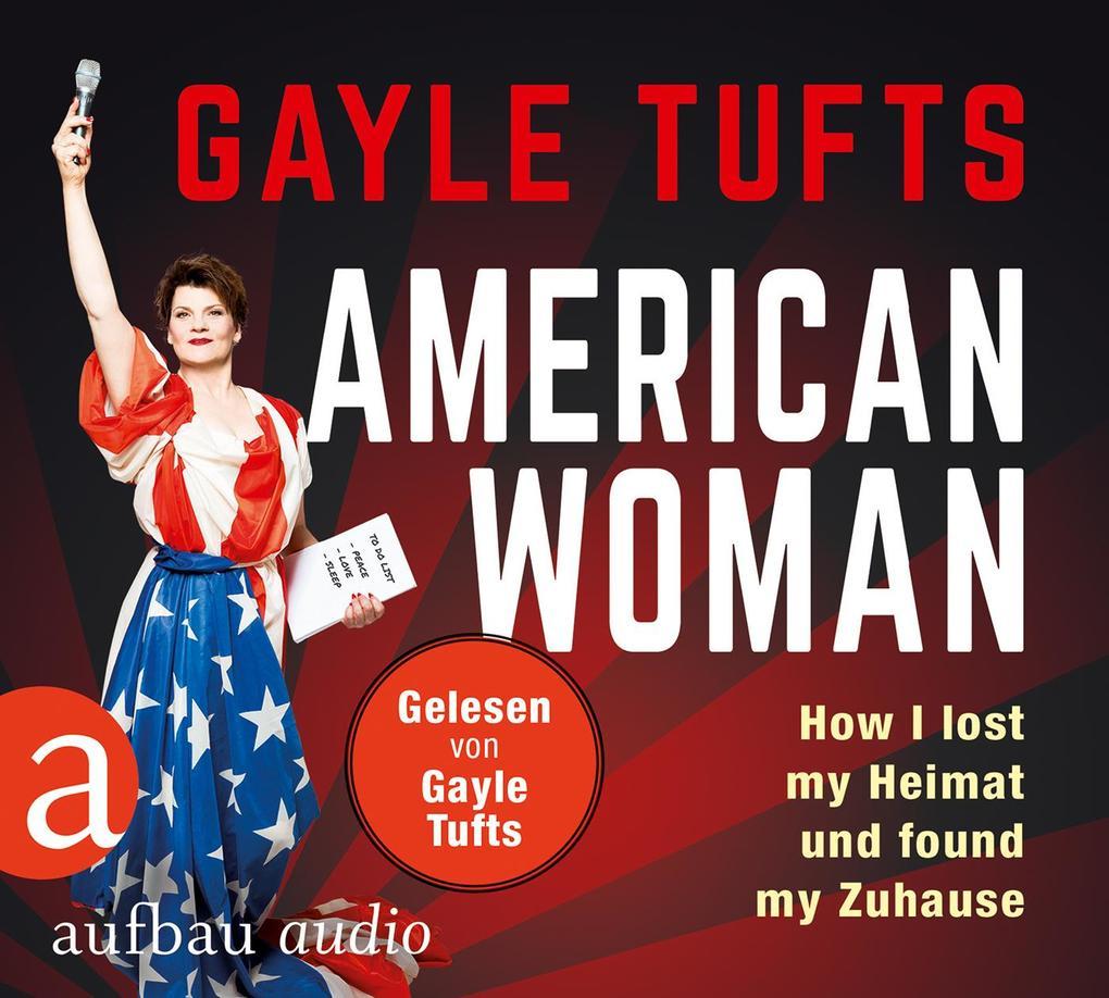 American Woman als Hörbuch