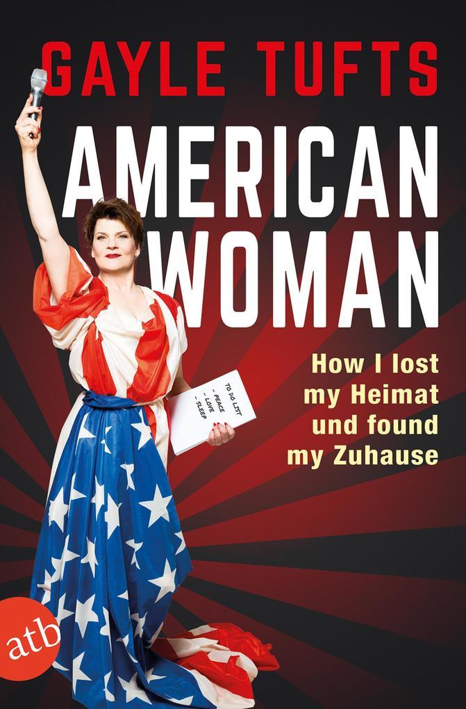 American Woman als Taschenbuch