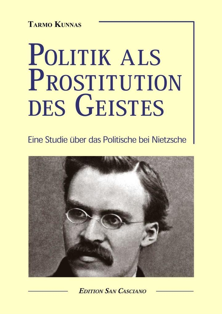 Politik als Prostitution des Geistes als eBook pdf