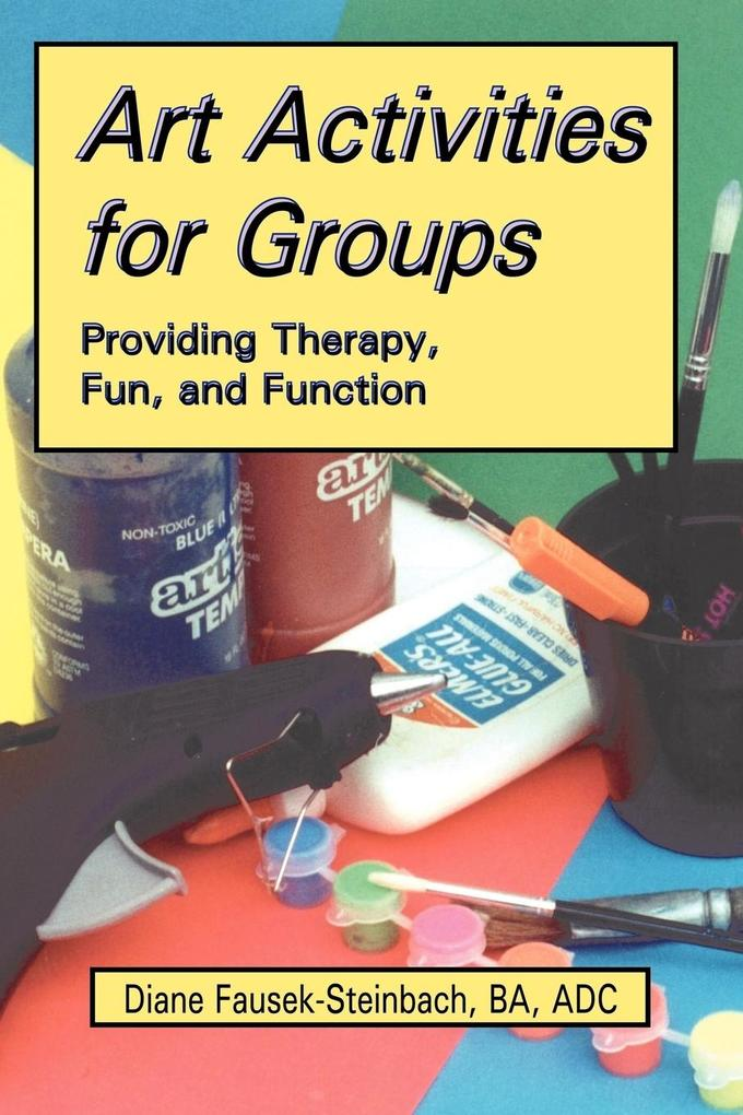 Art Activities for Groups als Taschenbuch