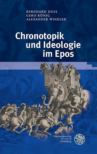 Chronotopik und Ideologie im Epos als eBook