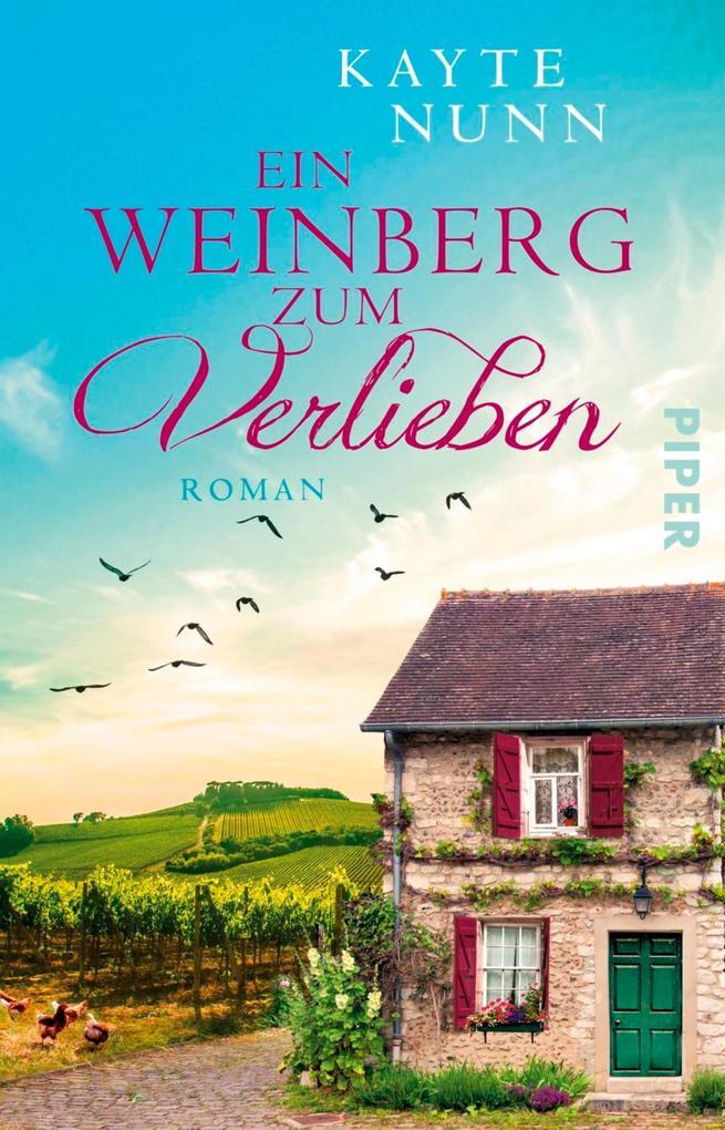 Ein Weinberg zum Verlieben als eBook
