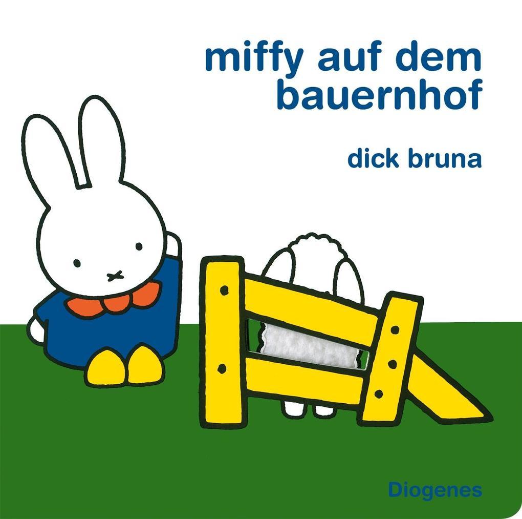 Miffy auf dem Bauernhof als Buch